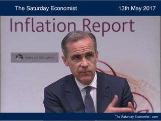 The Saturday Economist ... Inflation Report ...