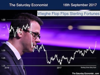 The Saturday Economist, Vlieghe Flop, Flips Sterling Fortunes