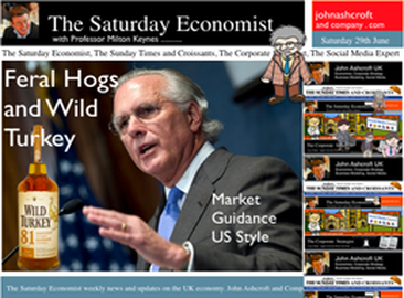 The Saturday Economist, Market Guidance US Style