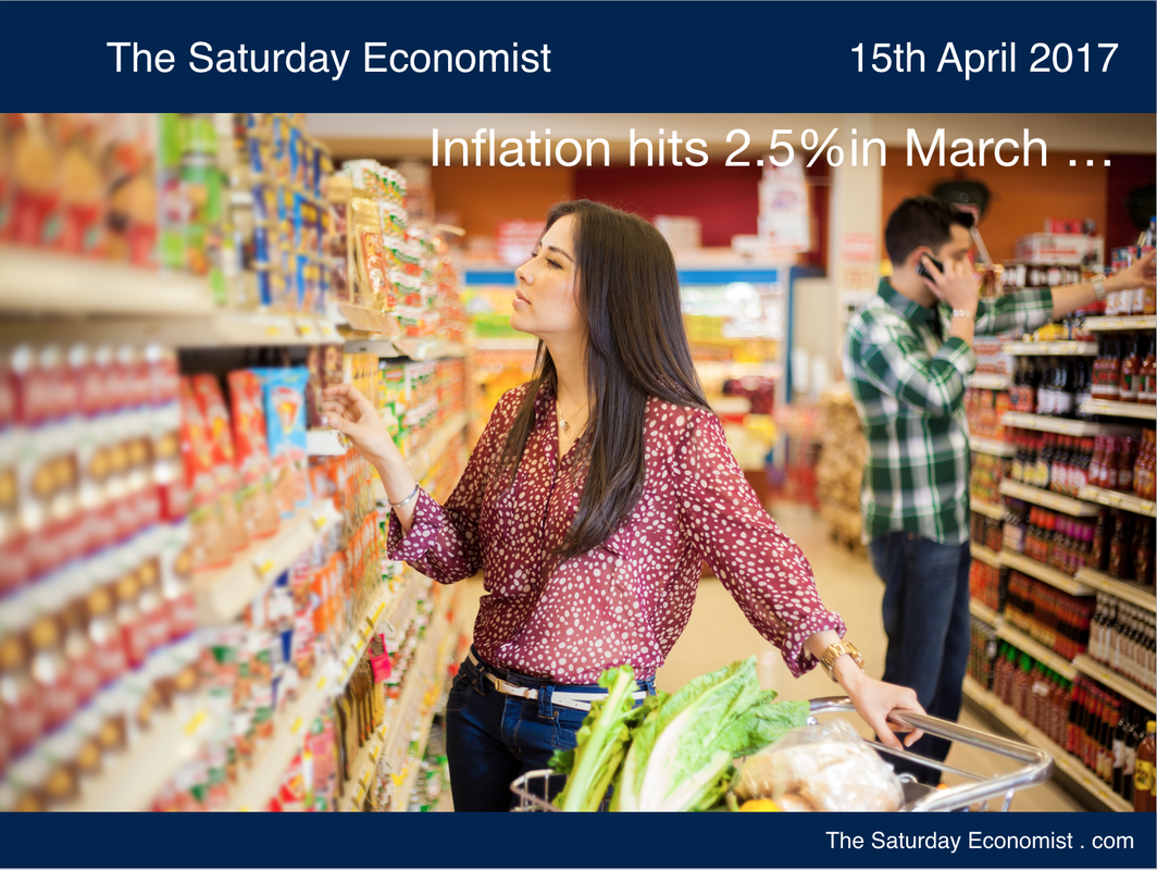 The Saturday Economist, Inflation jumps to 2.5% ...